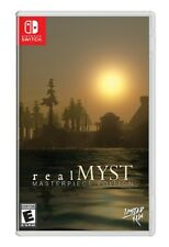 realMyst NSW Video Game - Nintendo Switch