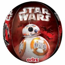 40.6cm Star Wars The Force Awakens Cinéma Fête Globe Orbe Forme de Balle Ballon