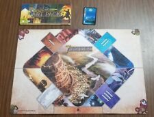 7 Wonders Game Mat, Art Pack And Palace Card