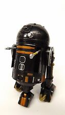 """Star Wars Authentic Black Series 6"""" Inch EE Astromech R2-Q5 Droid Loose Complete"""