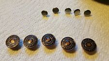 (5) N.O.S. Vintage 50s,60s,70s Levi Strauss  Buttons! unused!