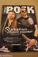 Teraz Rock 6/2012 Sabaton, Slash, Within Temnptation, Garbage, Joe Bonamassa