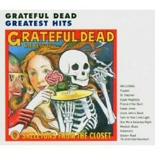 "Grateful Dead ""The Best of (Skeletons from...)"" CD NUOVO"