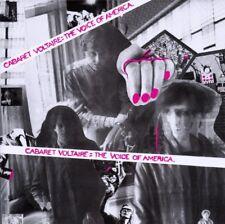 CABARET VOLTAIRE - VOICE OF AMERICA  CD NEW+