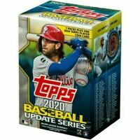 2020 Topps Update Factory Sealed Blaster Box IN STOCK