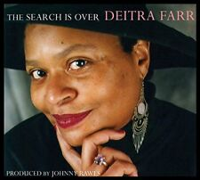 Deitra Farr - The Search Is Over [CD]