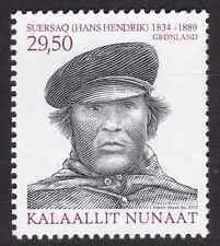 GREENLAND - 2012 - Expeditions To Greenland (X). Individual stamp, 1v. Mint NH