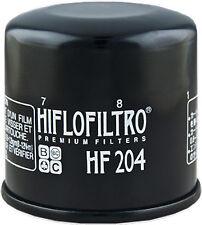HIFLOFILTRO OIL FILTER (BLACK) PART# HF204 NEW