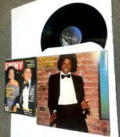 Off The Wall by Michael Jackson LP GATEFOLD w Copy Of Ebony Magazine w MJ VG+
