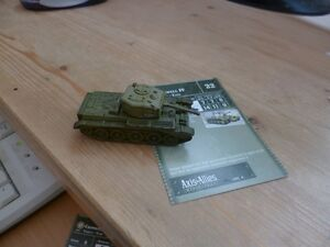 Axis & Allies tanks, vehicles etc