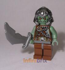 Lego Troll Warrior Minifigure sets 5618 7037 7040 7041 7048 7097 7979 NEW cas368