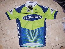 Racing Bike Jersey Short Liquigas Team, Santini, Cannondale, NEW