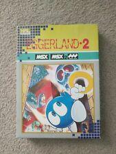 Eggerland 2 MSX Game