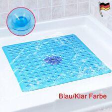 Anti-Rutsch Duschmatte Badematte Duscheinlage Badewanneneinlage PVC Matte 53x53