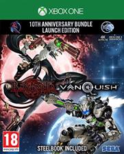 Xbox-Bayonetta & Vanquish-One 10th Anniversary paquete/Xbox One Juego Nuevo