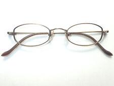 7bedb8f0bb8 Vintage Matsuda Eyeglass Old Gold Metal Brocade Tea Shades Frame 10134  44 21 145