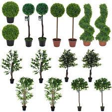 TOPIARY TREES ARTIFICIAL TREE 8 DESIGNS INDOOR / OUTDOOR GARDEN WEDDING AISLE