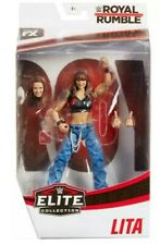 *NEW* WWE MATTEL ROYAL RUMBLE ELITE SERIES LITA FIGURE