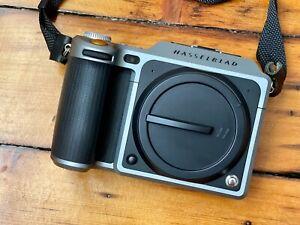 Hasselblad X1D-50C 50MP Mirrorless Digital Camera - Black (Body Only)