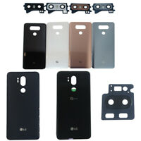 OEM Battery Glass Cover Back Door Replacement For LG G6 G7 G7 ThinQ G7+ ThinQ+