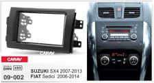 Carav 09-002 Car Radio Fascia Panel for Suzuki Sx4 2007-13 / Fiat Sedici 2006-14