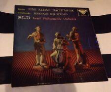 DECCA SXL 2046 LP SOLTI / MOZART TCHAIKOVSKY