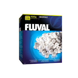 Fluval BIOMAX Bio Rings, 1100 g (38.80 oz) External Filter 04/05/FX5/06