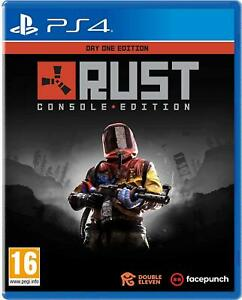 Rust Console Day One Edition + Tourch (PlayStation 4)