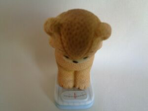 VINTAGE 1984 ENESCO LUCY AND ME BEAR FIGURE