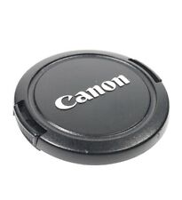 Genuine Canon E-58 58mm Ultrasonic Front Lens Cap