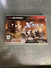 RETROGAMES NOKIA NGAGE NOKIA N-GAGE X Men Legends 2 Sealed