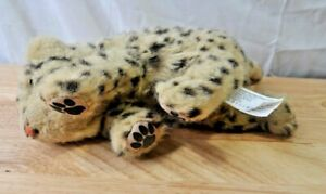 Wowwee Fur Real Cheetah Leopard 9 Inch Interactive Plush-2008 *Tested Works*