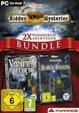 Hidden Mysteries Bundle vampiri Secrets Salem Secrets NUOVO