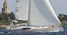 GRAND VOILE OCEANIS 54 FULL BATTEN INCIDENCES NEUVE DESTOCKAGE
