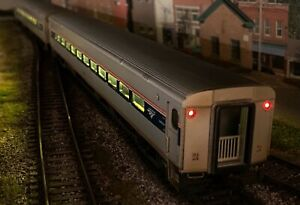 Rapido Horizon Amtrak Phase IVb (latest scheme) weathered #54516
