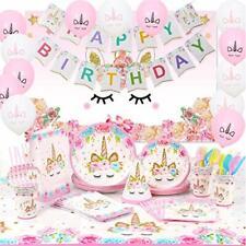 Deko Procos 85676 Einhorn Party Girlande Geburtstag