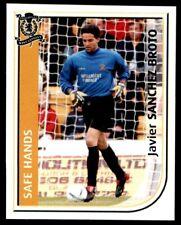 Panini escocesa (SPL) 2003-Javier Sanchez anticipo Livingston no. 296