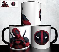 MUG personnalisé - Tasse à café - SUPER HEROS COMICS FUN DEADPOOL Réf 03
