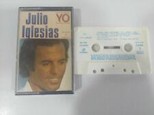 Julio Iglesias Yo 1982 Columbia Spain Edition - Cinta Tape Cassette