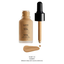 NYX Total Control Drop Foundation - Tcdf Golden Sell by Glitz. HUGE Saving