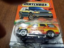 Matchbox Ford Expedition Mattel Wheels Yellow Mountain Patrol Rescue 1:68