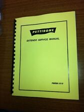 Pettibone Forklift Service Manual B66 68 C8000 1048