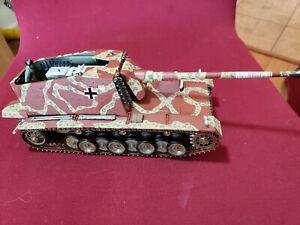 "1:35 Scale Built German Self Propelled Gun Spz.Abt521 ""Sturer Emil"""