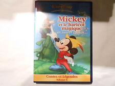 DVD Disney Contes et Légendes Volume 6 Mickey et le Haricot Magique