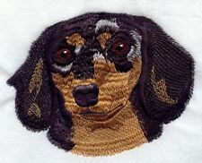 Embroidered Sweatshirt - Dachshund I1226 Sizes S - XXL