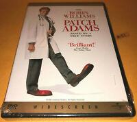 Robin Williams PATCH ADAMS DVD Philip Seymour Hoffman Monica Potter Tom Shadyac