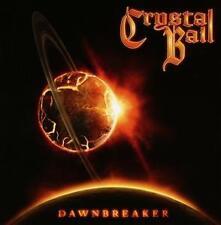 Crystal  Ball   dawnbreaker     CD    NEU  /  VERSIEGELT  /  SEALED