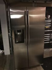 Samsung Stainless Side-by-Side Refrigerator