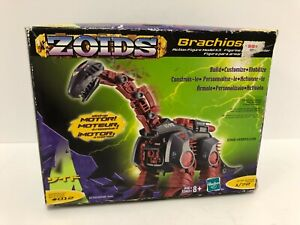 2002 Hasbro Zoids Brachiosaur New in Box -