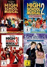 High School Musical 1 + 2 + 3 + Starstruck (Walt Disney)           | 4-DVD | 111
